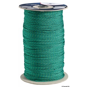 Treccia fluorescente mm 6 verde 06.420.06VE 73,90 €