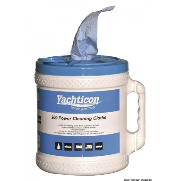 Cleanin Clooth Dispenser YACHTICON 65.272.01 61,90€