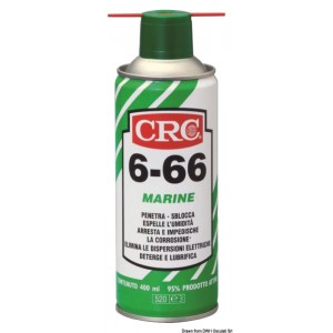 Antiossidante CRC 6-66 400ml 65.283.13 7,50 €