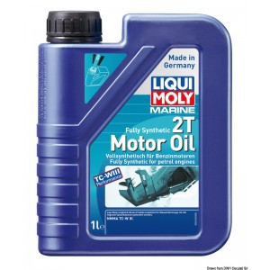 Marine Fully Synthetic 2T Motor Oil 65.933.01 36,90 €