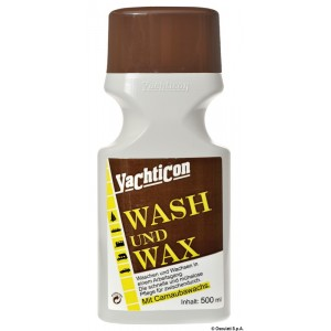 Detergente e lucidatore YACHTICON Wash and Wax 65.102.40 20,90 €