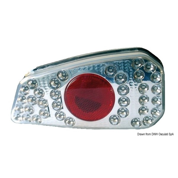 Fanale Led posteriore DX 02.021.25 63,90€