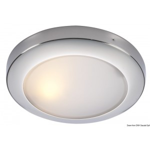 Plafoniera Polaris LED lucida