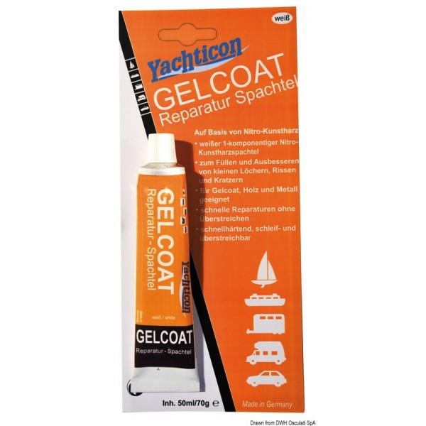 Gelcoat bianco YACHTICON 65.211.35 12,45€