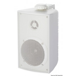 Casse stereo Cabinet bianche 29.730.01 144,50€