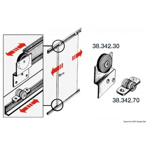 Rotaia x coulisse 45x14x2000 38.342.20 109,50€