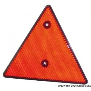 Catarifrangente triangolare 70 mm 02.023.36 1,69 €