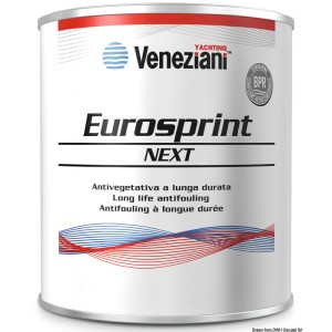 Antivegetativa Eurosprint rossa 0,75 l 65.002.10 43,90 €